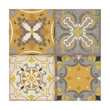 Golden Glow 4Pk Prints by  Pela