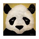 Panda Lámina giclée prémium por Ryan Fowler