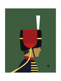 Ceremonial London Giclee Print