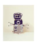 Robot Hands Giclee Print by Ian Winstanley