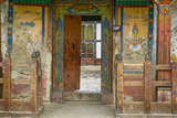 Colorful Doorway Photographic Print by Art Wolfe