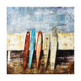 Vintage Boards Giclee Print by Alexys Henry