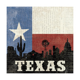 Texas Prints by Moira Hershey