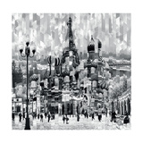 Impression Russe Giclee Print by Serge Mendjisky