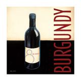 Vin Moderne II Art by Marco Fabiano