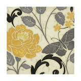 Perfect Petals I Yellow Posters by  Pela