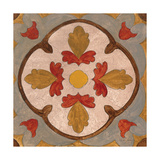 Andalucia Tiles F Color Prints by Silvia Vassileva