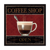 Coffee Shop I Giclee Print by Marco Fabiano