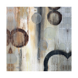 Abstraction II Giclee Print by Irena Orlov