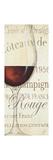 Les Rouge Premium Giclee Print by Daphne Brissonnet