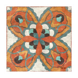 Tuscan Tile I Giclee Print by Kristy Goggio