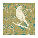 Bohemian Nature Square III Posters by  Pela