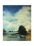 Beneath the Clouds Giclee Print by Timothy O'Toole