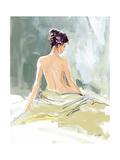Femminilita I (nackt) Giclée-Druck von Anne Tavoletti