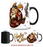 DC Comics - Justice League Harley Quinn Bombshell Morphing Mug Mug