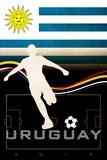 Brazil 2014 - Uruguay Art