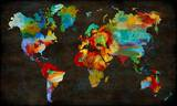 Russell Brennan - Color My World - Poster
