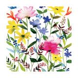 Annes Flowers Crop II Plakater af Anne Tavoletti