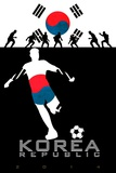 Brazil 2014 - Korea Prints