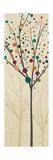 Flying Colors Trees Light II Premium Giclee Print by  Pela