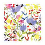 Annes Flowers Crop I Posters by Anne Tavoletti