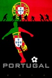 Brazil 2014 - Portugal Poster
