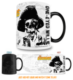 The Goonies - One Eyed Willie Morphing Mug Mug