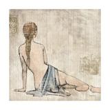Figure Study II Print by Avery Tillmon