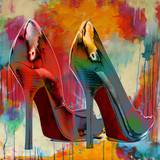 Stillettos I Prints by Sarah Mcguire