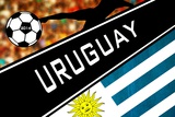 Brazil 2014 - Uruguay Prints