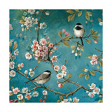 Blossom I Plakater af Lisa Audit