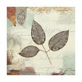 James Wiens - Silver Leaves II - Tablo