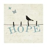 Bird Talk I Posters van  Pela