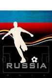 Brazil 2014 - Russia Prints