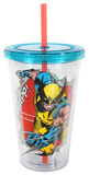 Marvel - Wolverine 18oz Travel Cup Tumbler