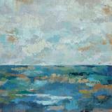 Seascape Sketches I Poster von Silvia Vassileva