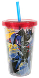 Transformers - Heroes 12 oz Acrylic Travel Cup Tumbler