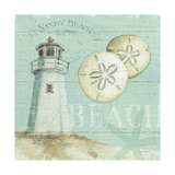 Beach House I Prints by Lisa Audit