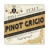 Wine Labels IV Prints by  Pela