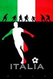Brazil 2014 - Italy Prints