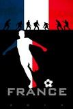 Brazil 2014 - France Print
