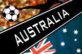 Brazil 2014 - Australia Posters