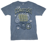 The Coasters - Rock and Roll Hall of Fame T-shirts
