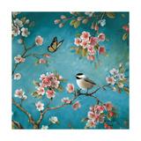 Blüte II Kunstdruck von Lisa Audit