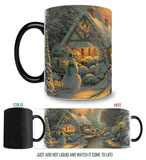 Thomas Kinkade - Christmas Evening Morphing Mug Mug