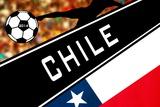 Brazil 2014 - Chile Prints