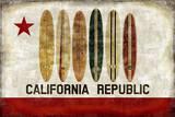 Surf Republic Plakat af Luke Wilson