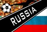 Brazil 2014 - Russia Poster