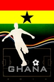 Brazil 2014 - Ghana Posters