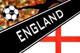 Brazil 2014 - England Poster